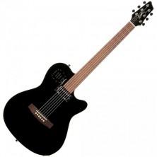 Godin A-Series 6 Ultra Black