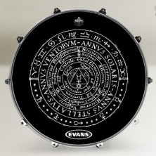 Evans 22 Inked Alchemy Solaris Chart