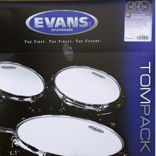 Evans Pack G2 Clear Standard Etpg2Clrs