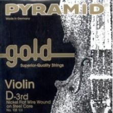 Pyramid Gold 108103 4/4 Medium
