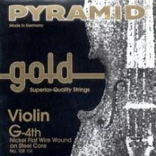 Pyramid Gold 108104 4/4 Medium