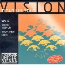 Thomastik Vision Titanium Solo Vit-100 4/4 Medium