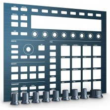Native Instruments Maschine Mk2 Custom Kit Steel Blue