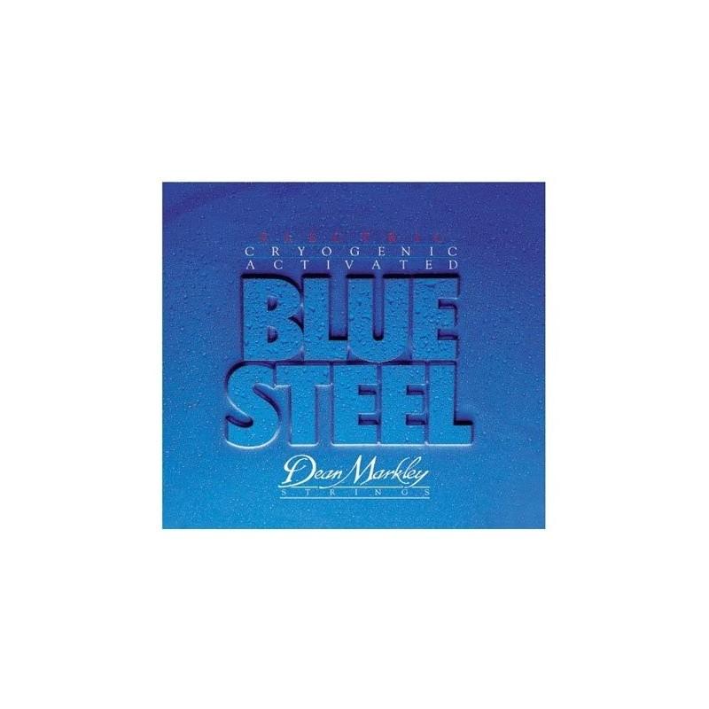 Dean Markley 2556 Blue Steel 10-46 Reg