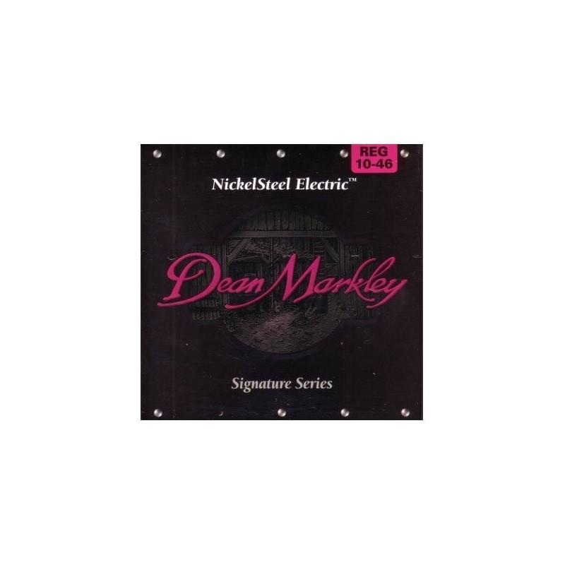 Dean Markley 2503 Nickel Steel 10-46 Reg