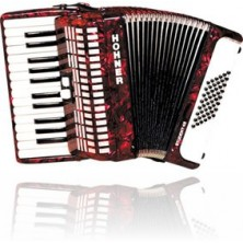 Hohner Piano Bravo Ii 48