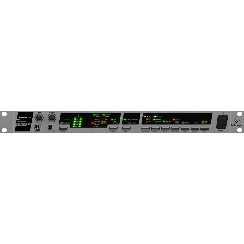 Behringer Src2496 Ultramatch Pro