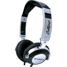 On-Earz Lollipop Black Silver