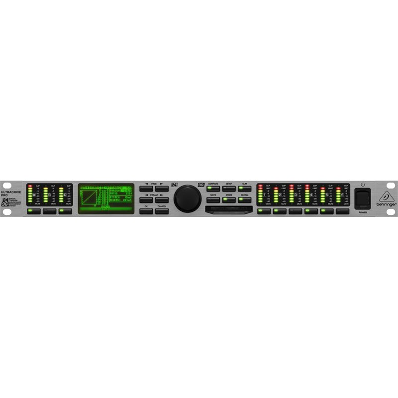 Behringer Dcx2496 Ultra-Drive Pro