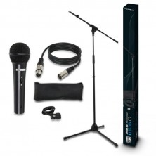 Ld Systems Mic Set 1 - Microfono, Barra, Cable Y Soporte