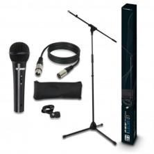 Ld Systems Mic Set 1 - Microfono, Barra, Cable Y Soporte