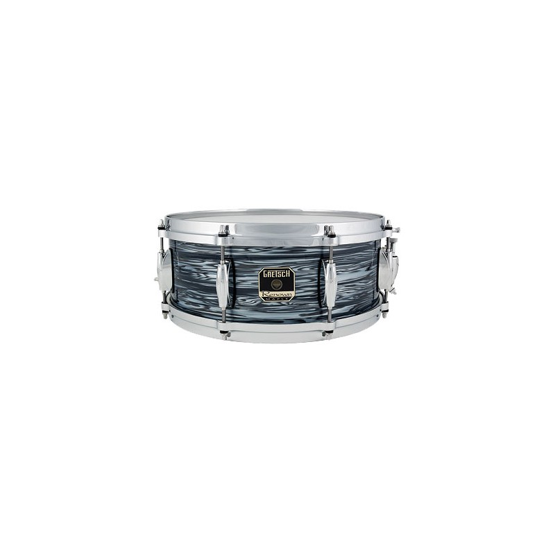 """Gretsch Rn1-5514S-Sop Renow Maple 14"""" Silver Oyster Pearl"""