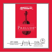 "D'Addario J911 Prelude Mm 15""-16"" Medium"