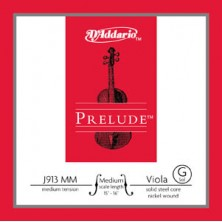 "D'Addario J913 Prelude Sol Mm 15""-16"" Medium"