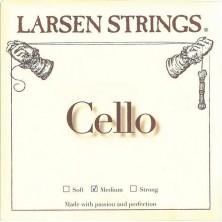 Larsen 3? 4/4 Medium Wolfram C2053