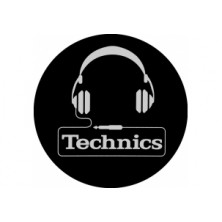 Magma Lp Slipmat Technics Headphone