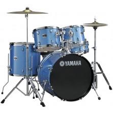 "Yamaha Gm2F5 Gigmaker Blue Ice Glitter 22"""