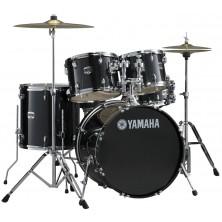 "Yamaha Gm2F5 Gigmaker Black Glitter 22"""