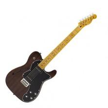 Fender Modern Player Telecaster Thln Deluxe Mn-Blktrns