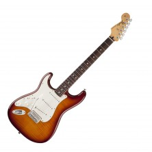 Fender Standard Stratocaster Lh Plus Top Rw-Tbs