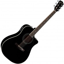 Fender Cd-140 Sce Blk