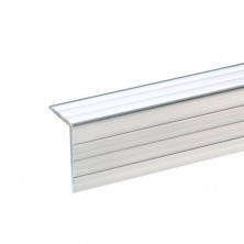 Adam Hall 6108 - Ml. Perfil Angular De Aluminio 30X20.5