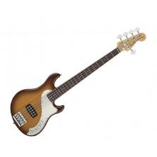 Fender American Deluxe Dimension Bass V Violin Burst