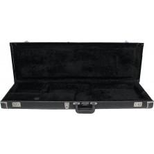 Fender Jazz Bass Deluxe Case Black Inside