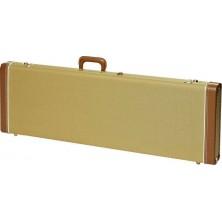 Fender Jazz / Precision Bass Serie Pro Case Tweed