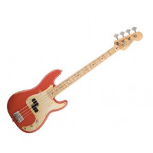 Fender Road Worn 50'S Precision Bass Fiesta Red
