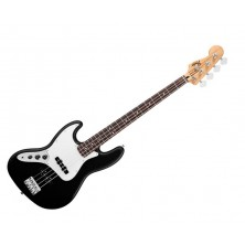 Fender Standard Jazz Bass Black (Zurdos)