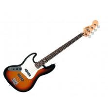 Fender Standard Jazz Bass Brown Sunburst (Zurdos)