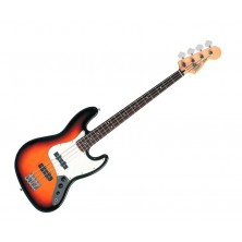 Fender Standard Jazz Bass Rf Brown Sunburst