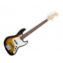 Fender Standard Jazz Bass V (5-String) Brown Sunburst