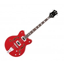 Gretsch G5442Bdc Electromatic Hollow Body Short Scale Bass Red