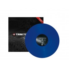 Native Instruments Traktor Scratch Vinyl Mk2 Azul