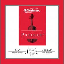 "D'Addario J910 Prelude Escala Corta M Sm 13""-14"" Medium"