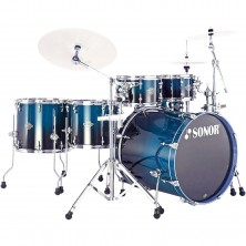"""Sonor Essential Force S-Drive Blue Fade 22"""""""