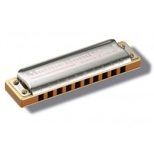 Hohner Marine Band Deluxe 2005/20 Re