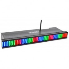 Beamz Pro Wi-Bar 192 Rgb Led Con Bateria 2.4Ghz Dmx