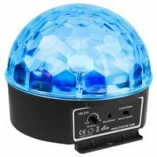 Beamz Mini Star Bola Sound 6X 3W Rgbaw Leds