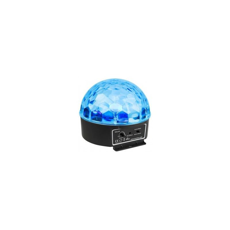 Beamz Mini Star Bola Sound 6X 3W Rgbaw Leds