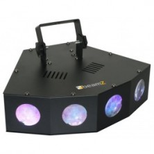 Beamz Mini Led 4 Salidas Moon