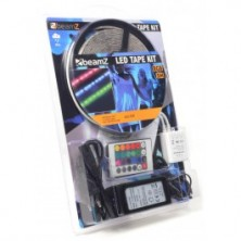Beamz Kit De Cinta Led 5M Rgb 60 Leds/M Ip65