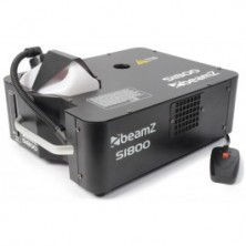 Beamz S1800 Maquina De Humo Dmx Horizontal/Vertical
