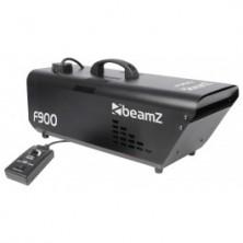 Beamz F900 Maquina De Neblina Con Control De Nivel