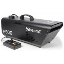Beamz F1500 Maquina De Niebla Con Dmx Y Temporizador