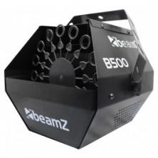 Beamz B500 Maquina De Burbujas Media