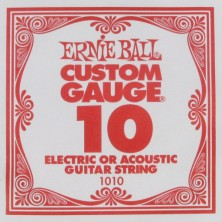 Ernie Ball 10 Plana El