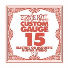 Ernie Ball 15 Plana El